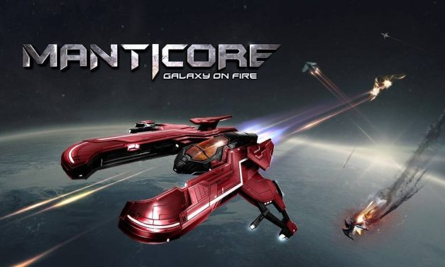 Manticore – Galaxy on Fire desembarca hoy en Switch