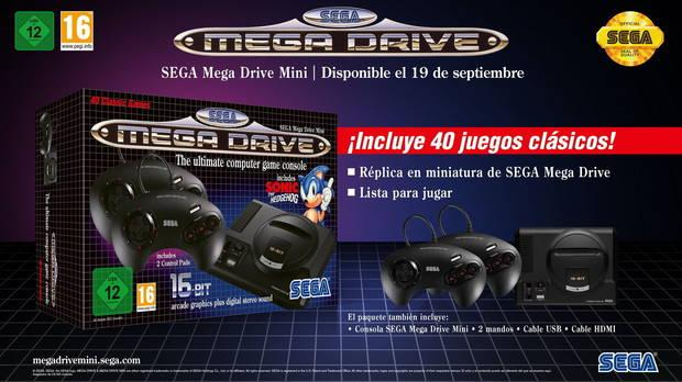 "<span class=""entry-title-primary"">SEGA Mega Drive Mini confirma otros 10 juegos</span> <span class=""entry-subtitle"">Earthworm Jim, Sonic the Hedgehog 2, Castle of Illusion, and World of Illusion y más</span>"
