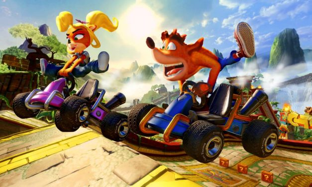 "<span class=""entry-title-primary"">Crash Team Racing Nitro-Fueled ya está disponible en Xbox One, PS4 y Switch</span> <span class=""entry-subtitle"">El regreso del mítico título de karts desarrollado desde cero</span>"