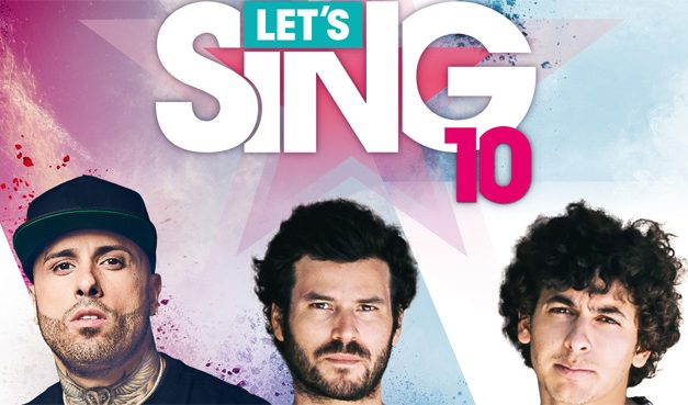 Let's Sing 10 ya disponible para Switch